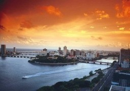 Travel to Recife the Venice of Brazil Venue of the FIFA World Cup 2014 | Travel Central America Information | Scoop.it