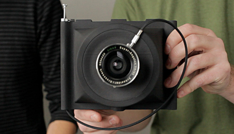 Introducing the Travelwide: An Affordable, Ultraportable Large-Format Camera | Photography - Street - Portrait | Scoop.it