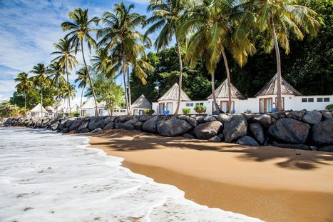 Deal of the Week: Kids Stay and Eat Free at Langley Resort Fort Royal, Guadeloupe | Travel | Scoop.it