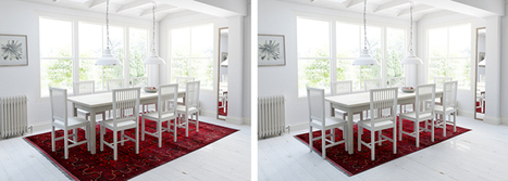 Size matters   Inspiration and decorating with Handmade carpets   Scoop.it