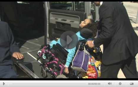 City of Miami Police raise funds to help 9-year old girl battling cerebral palsy (VIDEO) | The Billy Pulpit | Scoop.it