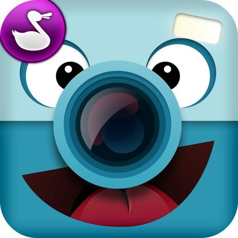 Edgaged: ChatterPix Kids | class tech | Scoop.it