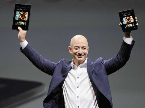 Amazon Beat Out IBM And Won A $600 Million Cloud Computing Contract With The CIA | cross pond high tech | Scoop.it