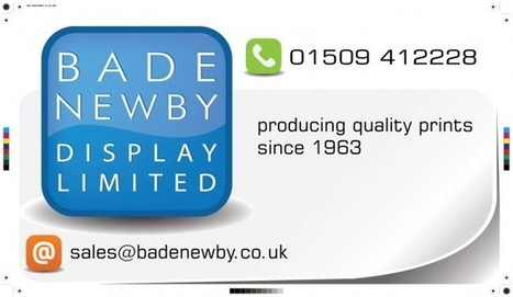 Bade Newby Display Limited | Screen printing, Point of sale, Decals, Vinyl Stickers, Car Stickers and Self Cling window Vinyl's | vinyl stickers | Scoop.it