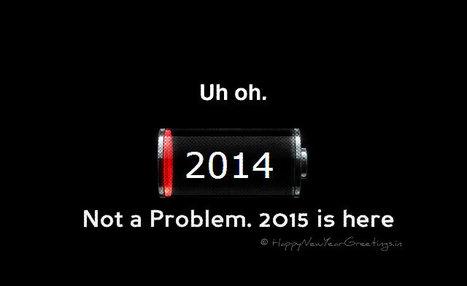 Bye 2014, Welcome 2015   Happy New Year 2015 Wallpapers & Greetings in HD   HQ Desktop & PC   Scoop.it