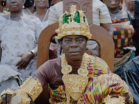 Meet Ghanaian King Who Governs Kingdom Via Skype From Germany | Entertainment | Scoop.it