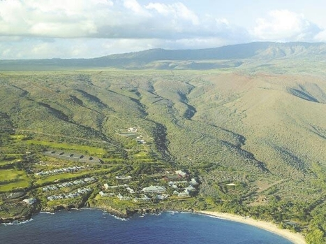 Lanai leaders to travel to Waikiki to brief tourism execs - Pacific Business News | news of Lanai | Scoop.it