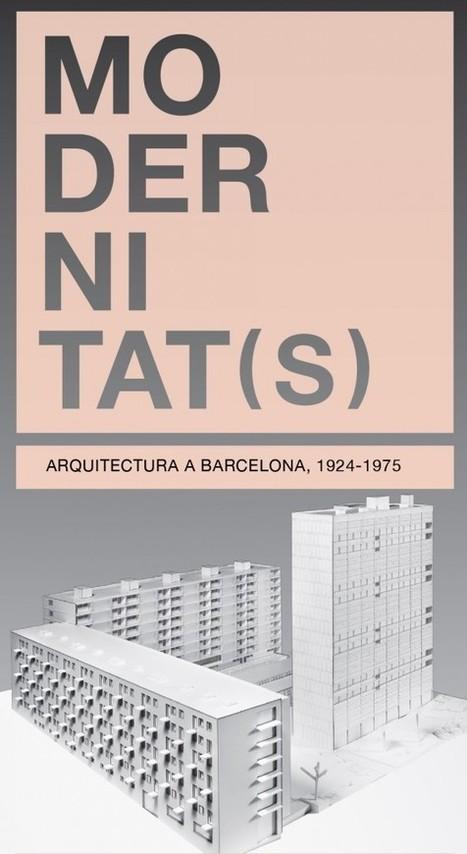 Roca Barcelona Gallery | Modernitat(s). Arquitectura a Barcelona, 1924-1975 | design exhibitions | Scoop.it