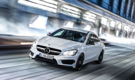 Nouveau CLA : Mercedes se rebelle - lematin.ma   Actualités Mercedes au Maroc   Scoop.it