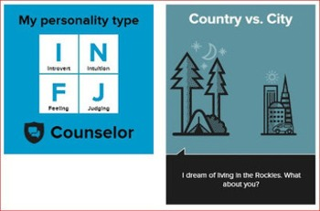 Share bit-sized infographics about you with Vizcards | Business in a Social Media World | Scoop.it