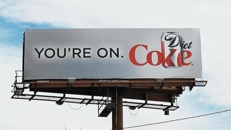 You're on: la campagna Diet Coke che sta scandalizzando l'america | Social media e marketing | Scoop.it