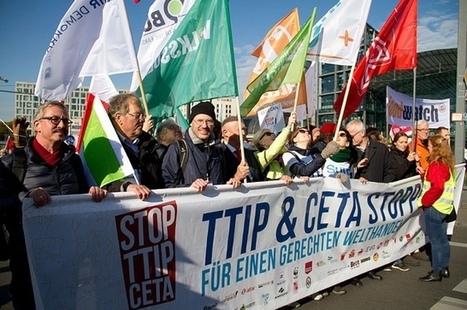 ALEMANIA - Carnes cloradas y otros siete motivos para salir a la calle contra el CETA   PERU y GeoPOLITICA   Scoop.it
