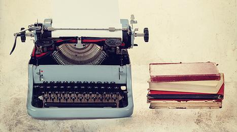 9 удивительных привычек великих писателей | Пишем и продаём | Scoop.it