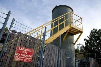 Officials seek alternatives to burning off landfill's methane output - The Spokesman-Review | Solid Waste Sector | Scoop.it