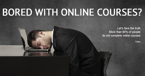 Make an online course in one hour | Time to Learn | Scoop.it