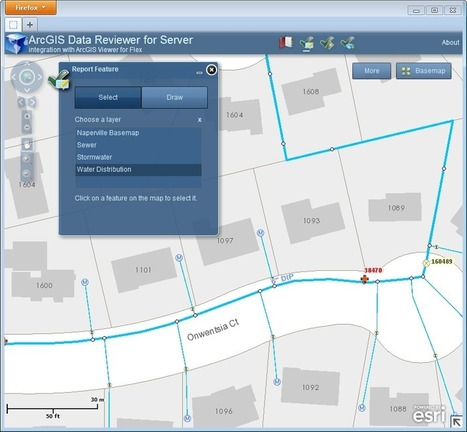 Introducing the Report Feature widget for ArcGIS Viewer for Flex | ArcGIS Resources | ArcGIS Geography | Scoop.it