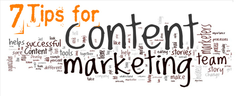 Seven (07) Tips for content marketing | Content Writing Made Easy | Scoop.it