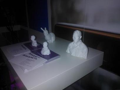 Brug Kinect som billig 3D-scanner og print din klon på 3D-printeren   Version2   Scanner-3D   Scoop.it