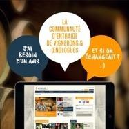 Les Mots du Vin : Winemak-in, réseau social des oenologues et vignerons - | e-Vin & e-Wine | Scoop.it