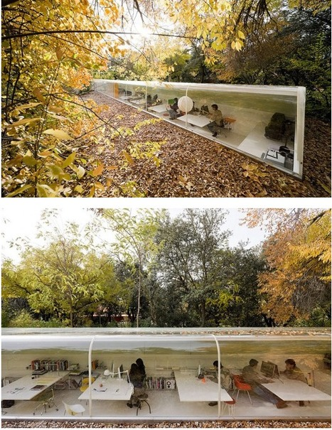 [España] Selgas Cano Architecture Office by Iwan Baan | The Architecture of the City | Scoop.it