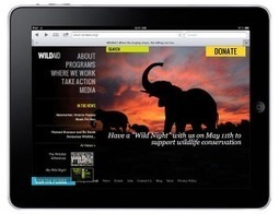 11 Nonprofit Websites That Look Great oniPads | Mobile Web for NPO | Scoop.it