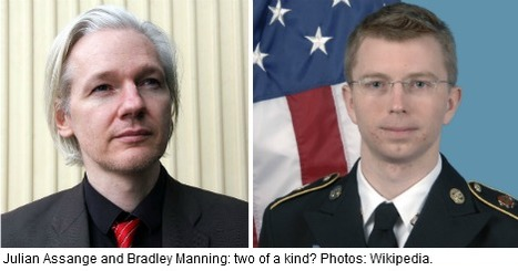 Manning, Assange and Deep Throat | The Journalist | Scoop.it