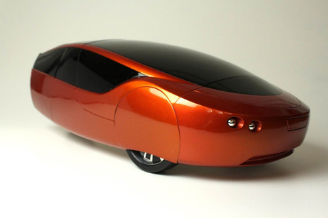 3D-printed car plans to cross country on 10 gallons of ethanol (28/02/2013) | Actualités interessantes | Scoop.it