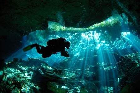 Diving Safety in Cenotes | Divescover.com Blog | Nitroxxed Scuba News | Scoop.it