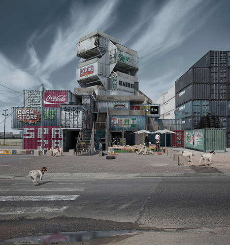 Arresting Dystopian South African Cityscapes | Urban Decay Photography | Scoop.it