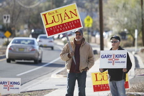 No surprises in New Mexico congressional races as voters decide to send ... - Daily Journal | Veterans(New Mexico + Legislation) | Scoop.it