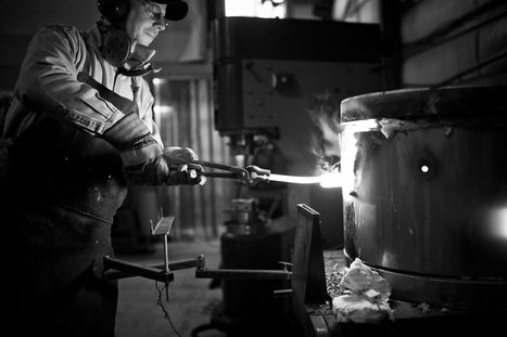 The Kitchen Bladesmith - Craftsmanship Magazine | Inspiration | Scoop.it