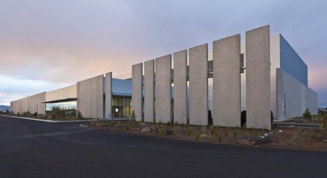 LEED Gold: Facebook Prineville Data Center seeks to be the world's most energy efficient building of its type | sustainable architecture | Scoop.it