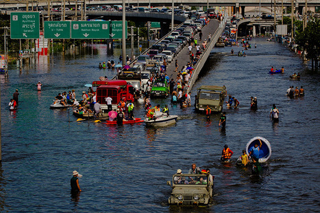 Guardian: Thailand flooding threatens Bangkok | Around the World in One Semester- Geography 200 | Scoop.it