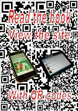 Create your own QR Code book display | Digital School Libraries | Scoop.it
