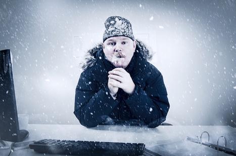 80% des employés se plaignent de la température dans les bureaux - Mode(s) d'emploi | bien-être au travail | Scoop.it