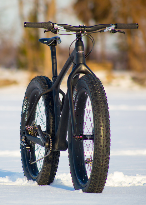 LaMere Cycles Custom Carbon Bicycles | Bike & Commuting lifeStyle | Scoop.it