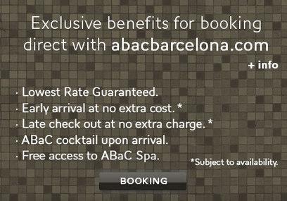 5 Star Hotel In Barcelona, ABAC Restaurant Barcelona, Barcelona Boutique Hotel, Barcelona Luxury Hotels   Abac Barcelona   Barcelona Boutique Hotels   Scoop.it