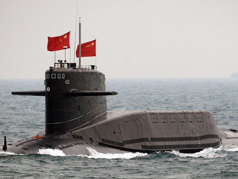 "China to deploy new strategic missile class of submarines next year | The New Cold Wars. ""Hotting Up"" ? 