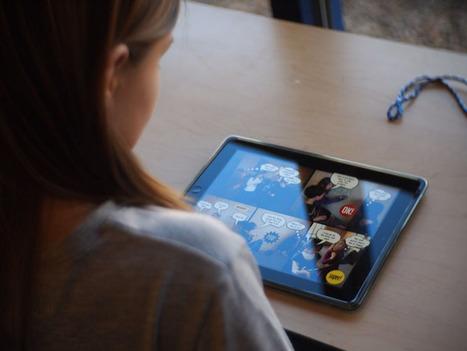 Teaching Digital Students Non-Digital Things - | Lernen mit iPad | Scoop.it