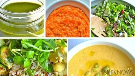 One-day meal plan with the 41 healthiest fruits and veggies | Healthy Living | Scoop.it
