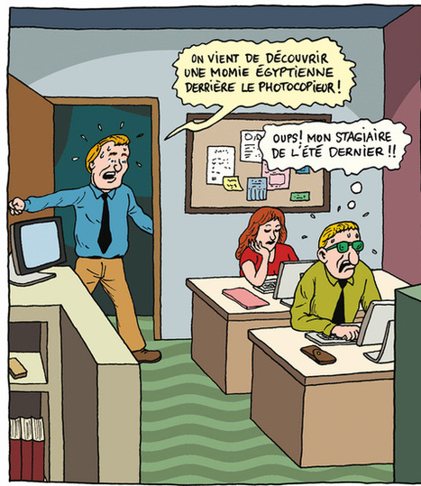 Comment gérer un stagiaire ? - GQ Magazine | Notre Revue de Presse | Scoop.it
