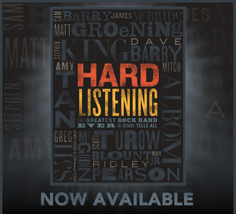 Hard Listening - Coming June 18th 2013 | World of Stephen King | Scoop.it