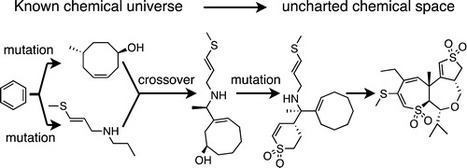 Stochastic Voyages into Uncharted Chemical Space Produce a Representative Library of All Possible Drug-Like Compounds | Wiki_Universe | Scoop.it