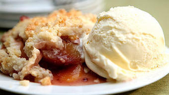 9 lush peach recipes: Savor the summer season - Los Angeles Times | Scratch Cooking | Scoop.it