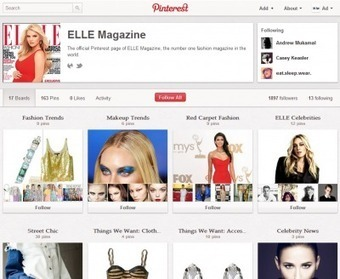Many Magazines Racing to Capitalize on Pinterest | MediaWorks - Advertising Age | Utelizing Social Media in Marekting | Scoop.it