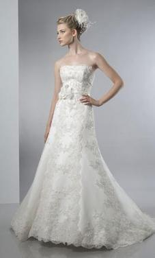 Alfred Sung 6850 Size 8   Wedding Dresses   wedding  and event   Scoop.it