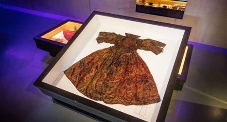 Pays-Bas: exposition de luxueux atours du 17e siècle découverts dans une épave | Histoires d'Epaves | Scoop.it