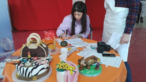 """Corso di Cake Design """"Una Mimosa per la Festa delle Donne""""   Cake Design e Decorazioni Torte   Scoop.it"""