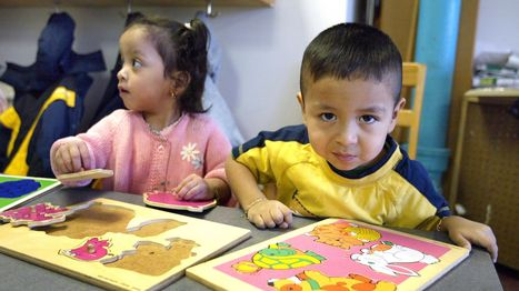 Growing Up Speaking Only English, Young Latinos Making Effort To Learn Spanish | Spanish in the United States | Scoop.it