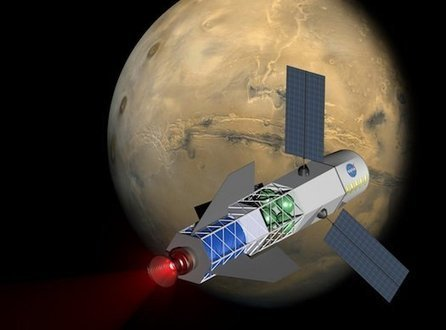 Fusion Rocket Would Shoot People To Mars In 30 Days | Future of Technology and Engineering | Scoop.it